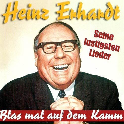Lustige klaschische Lieder vom genialen Komödianten Heinz Erhardt (CD; 18 Lieder, incl. Baby es regnet doch etc.) auch Noch'n Gedicht !!!!
