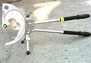 Robuste Gowe Knarre Ratsche Kabelschneider Drahtschneider zum Schneiden von Kupfer & Aluminium Kabel unten Cablehub 65 mm