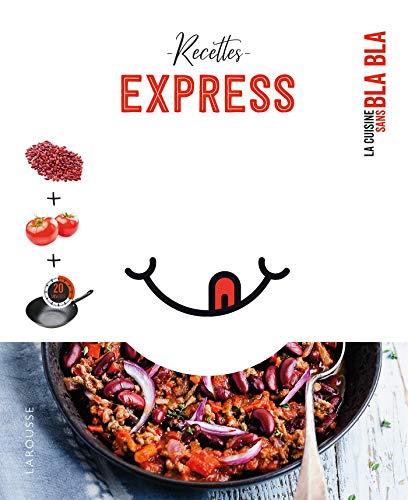 65 recettes express sans bla bla par  (Broché - Feb 20, 2019)
