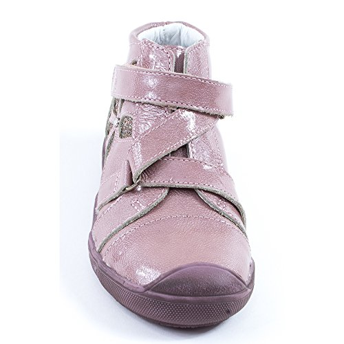 GBB Lucine, Chaussures Premiers pas bébé fille Rose