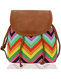 576b74831 Kleio Beautiful Stylish Sling Bag For Girls   Women (Multicolor)  (ECO5001KL-M1