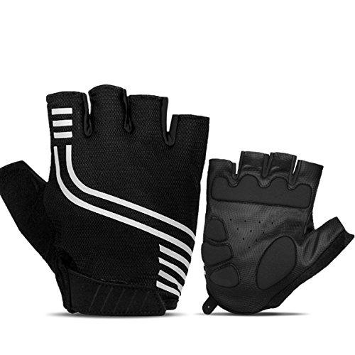 Mgreat Sport Handschuhe Fitness Handschuhe Radsporthandschuhe Fahrradhandschuhe Sporthandschuhe Trainingshandschuhe für Damen Herren