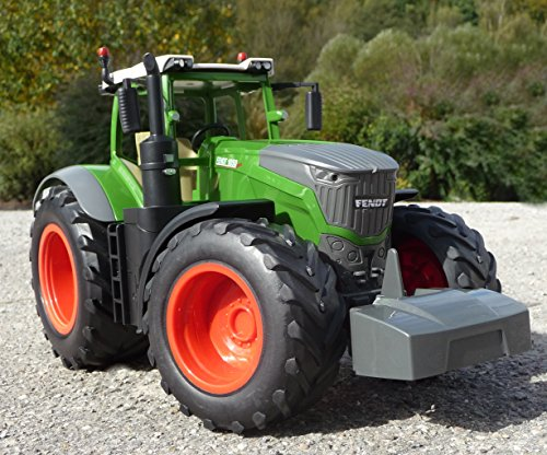 RC Auto kaufen Traktor Bild 3: RC Traktor FENDT 1050 SCHWADER-Anhänger in XL Länge 70cm