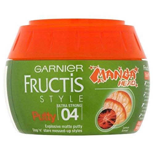 Garnier Efecto De Estilo Fructis Cabeza Manga Masilla Explosiva Mate (150ml) (Paquete de 6)