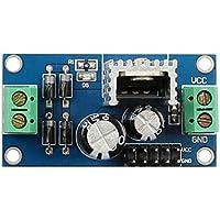 Morza Tensión L7812 LM7812 Tres terminales del regulador 12V Módulo de alimentación regulada de 12 V Módulo Módulo Regulador