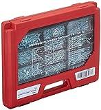 SECOTEC Mehrzweckschrauben-Sortiment | Schrauben Sortimentsbox mit SPS | 1700-teilig | Koffer: rot |...