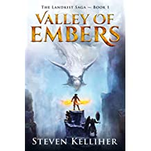 Valley of Embers (The Landkist Saga Book 1)