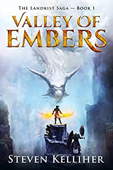 Valley of Embers (The Landkist Saga Book 1) (English Edition)