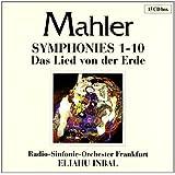 Mahler: Sinfoniens 1-10, Das Lied von der Erde