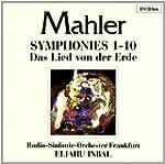 Mahler : Symphonies n� 1 � 10 - Das L...