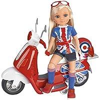 Nancy - Un día de moto en Londres (Famosa 700013860)