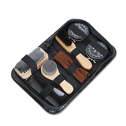 Elsley Kit de nettoyagepour chaussure pour homme