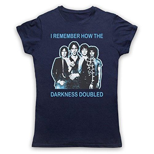 Inspiriert durch Television Marquee Moon Unofficial Damen T-Shirt Ultramarinblau