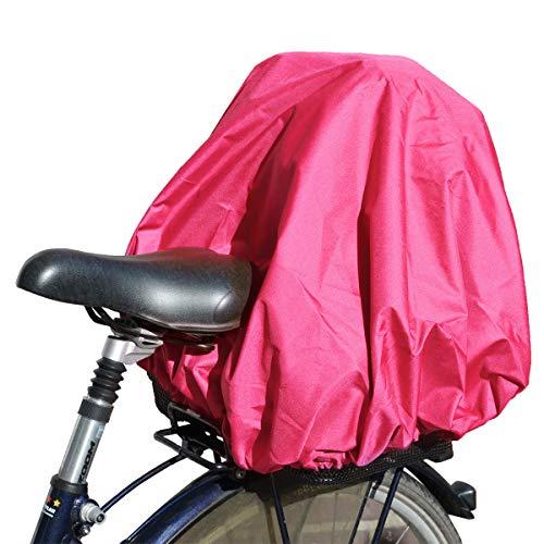 NICE \'n\' DRY Abdeckung und Regenschutz für Fahrradkorb XXL pink