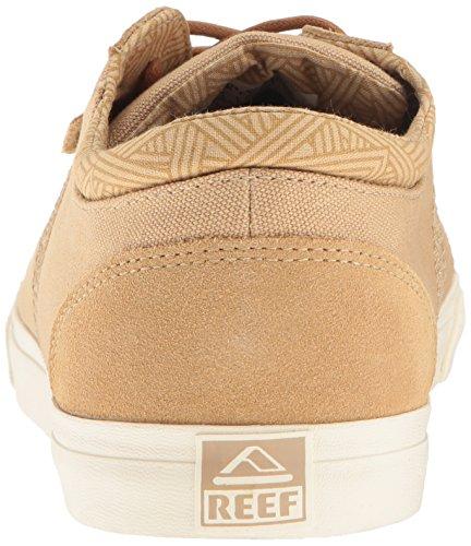 Reef Ridge, Low Athletic Sneakers Para Hombre Beige (tan)