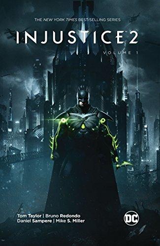 Injustice 2 (2017-2018) Vol. 1 (English Edition) - Comics Black Dc Lantern