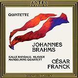 Johannes Brahms, César Franck