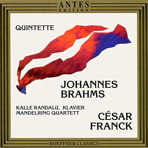 Johannes Brahms: Quintett op. 34 F-Moll fuer Klavier und Streichquartett - II Andante, un poco adagio