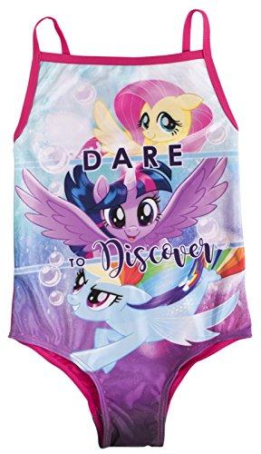 Lora Dora My Little Pony Swimming Girls Costume