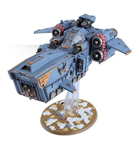 Stormwolf Space Wolves Space marines Warhammer 40K by Games Workshop