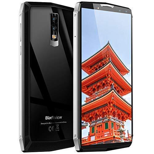 Smartphone Débloque 4G, Blackview P10000 Pro (Ecran 6.0'...