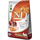 Farmina N&D Grain Free Pumpkin Chicken And Pomegranate Adult Food, 2.5 Kg (Mini)