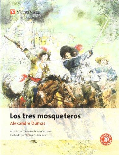Los Tres Mosqueteros N/c (Clásicos Adaptados) - 9788431699833 por Juan Bravo Castillo