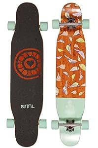 BTFL Longboard - Debby - Freestyle Complete - 100 x 21 cm
