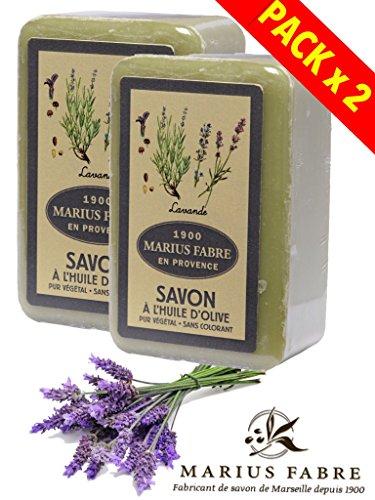 marius-fabre-sapone-di-marsiglia-saponetta-all-olio-di-oliva-profumata-alla-lavanda-250-g-lotto-di-2