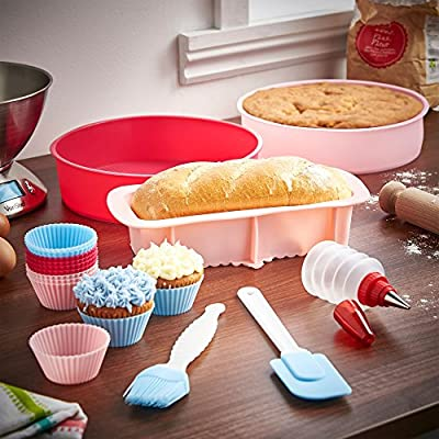 Silicone Bakeware Set Parent