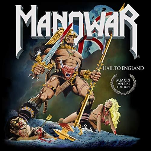 Preisvergleich Produktbild Hail To England Imperial Edition MMXIX (Remixed / Remastered)