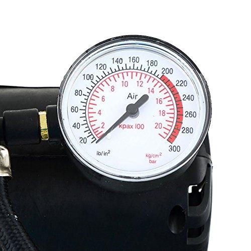 ELEAR-portatile-Pompa-pneumatica-compressore-dellaria-di-pressione-pneumatica-dellautomobile-12V-motocicletta