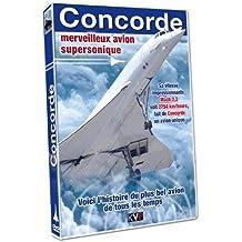 Concorde, merveilleux avion supersonique