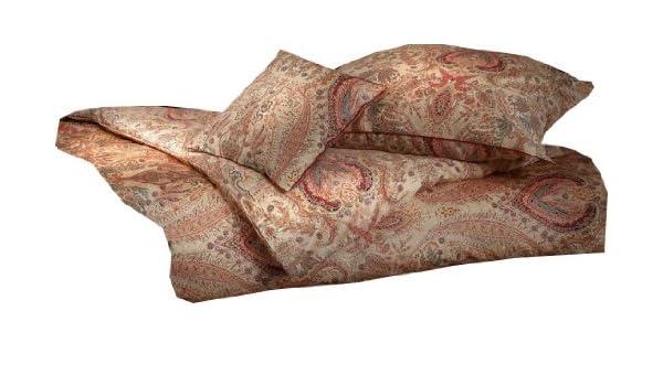 Pfeiler Wäsche 0394 Bettwäsche Persia Satin 135 X 200 Mit 80 X 80 Cm