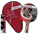 Donic-Schildkröt Tischtennis Schläger Top Teams 600 TT Set, 788685