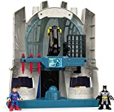 Imaginext – DC Super Friends – Hall Of Justice – Spielset mit 2 Minifiguren