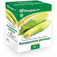 Plantas de maíz кукурузные рыльца
