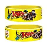 empireposter Marvel Retro-X-Men-Braccialetto in Silicone per restauratori-Wristbands da 24x 65x 1mm estendibile