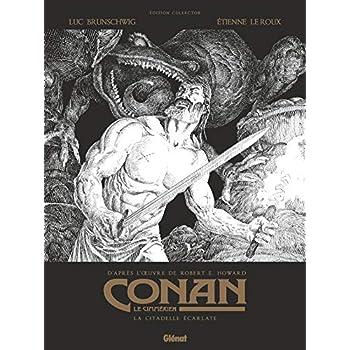 Conan le Cimmérien - La Citadelle écarlate N&B: Édition spéciale noir & blanc