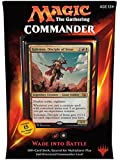"Magic: The Gathering - MTG Commander 2015 - ""Wade Into Battle"""