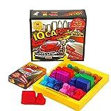Georgie Porgy Puzzle Spiel - Traffic Jam Puzzle Pädagogische Spielzeug für Kinder Kleinkinder