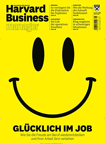Business-zeitungen (Harvard Business Manager)