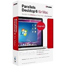 Parallels Desktop 6 für Mac - Upgrade