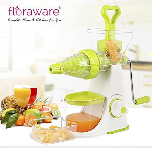 Floraware Plastic Hand Juicer, Green (Grand-JUICERx) - Buy