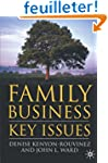 Family Business: Key Issues