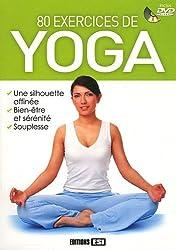 80 exercices de yoga (1DVD)