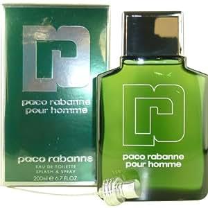 Paco Rabanne - Pour Homme Eau De Toilette Splash &Amp; Spray 200Ml/6.7Oz - Parfum Homme