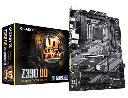 Gigabyte Technology Z390 UD - Placa base Intel Z390