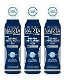 NARTA Magnésium Protect Déodorant Spray Homme Dermo-Efficacité sans anti...