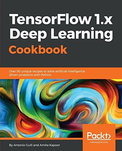 TensorFlow 1.x Deep Learning Cookbook por Antonio Gulli